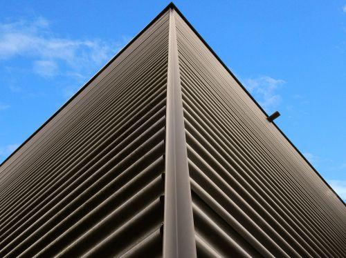 building facade sheet