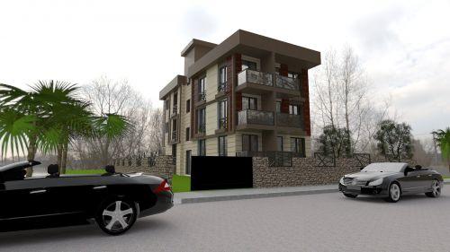 building external panel