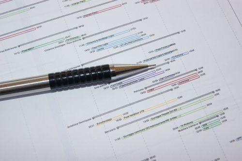 building schedule architect