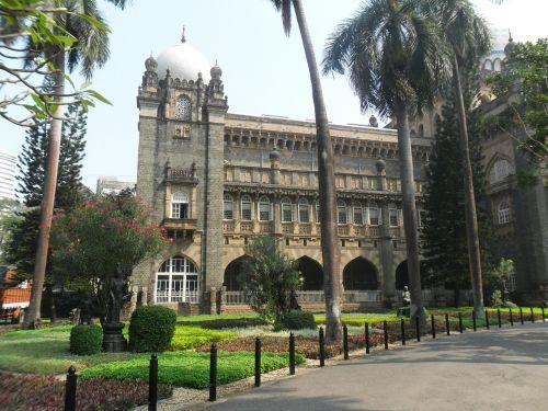 pastatas,istoriškai,muziejus,Indija,Mumbajus,bombėjaus,bažnyčia
