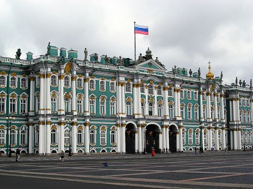 building winter palace peter