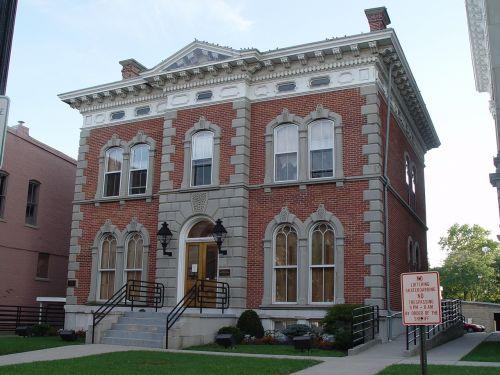 building historic landmark