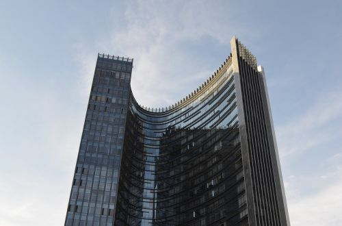 building skyscrapers architecture