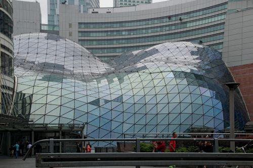 building big city architecture