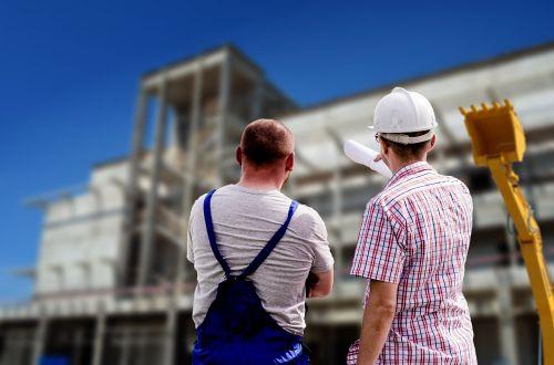 building professional employee