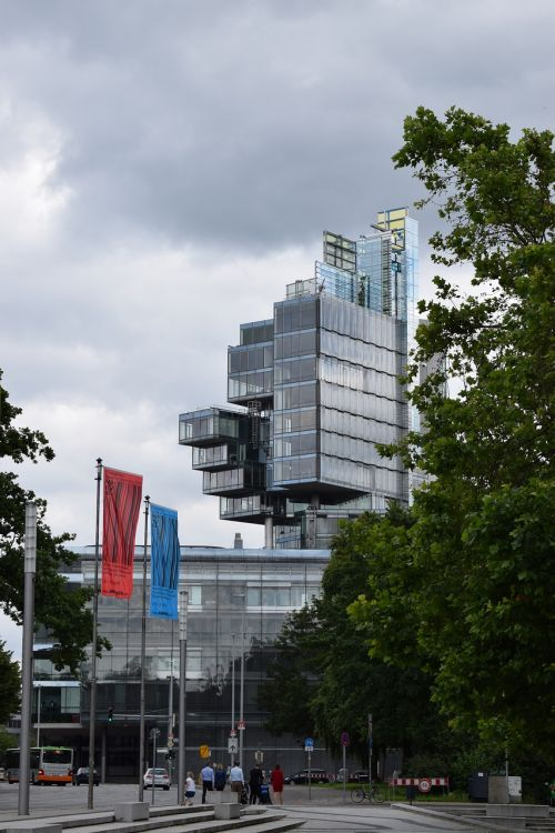 building glass hannover