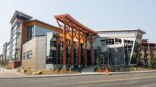 building architecture culture center