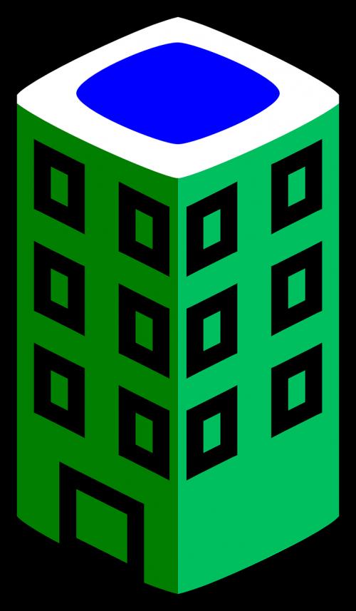 building skyscraper tower