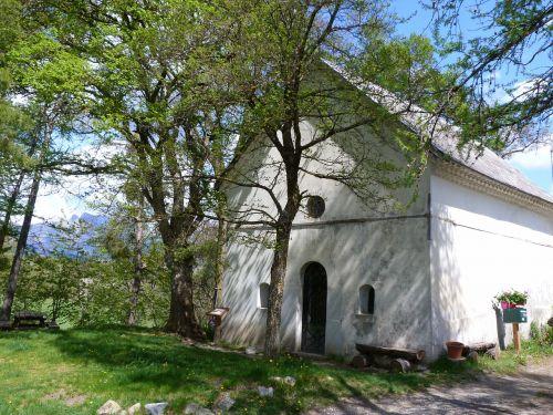 building religious hermitage