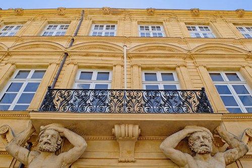 building  facade  ancient
