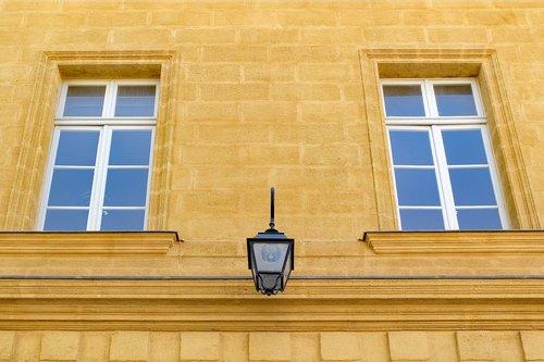 building  facade  window