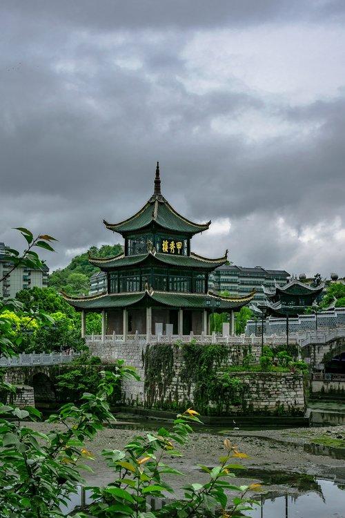 building  tourism  sky