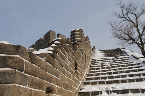 building  stone  sky