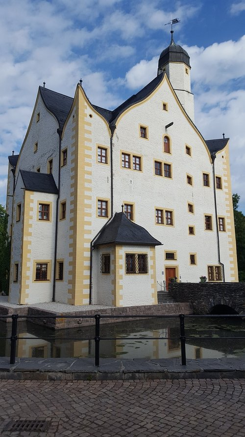 building  architecture  house