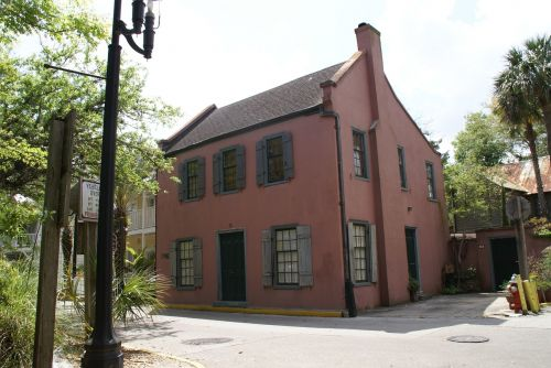 building old st augustine