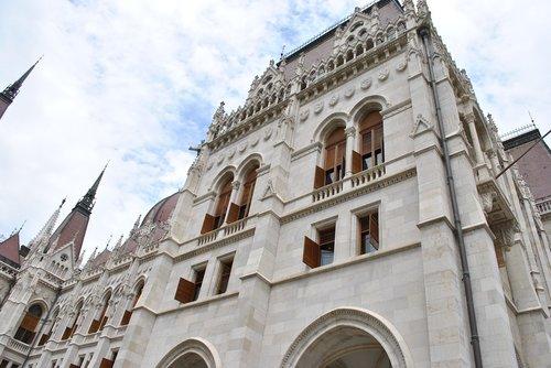 building  parliament  hungarian