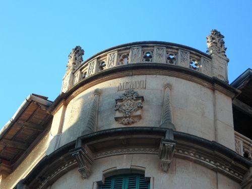 building facade bank