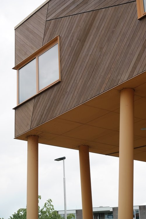 building  futuristic  arnhem