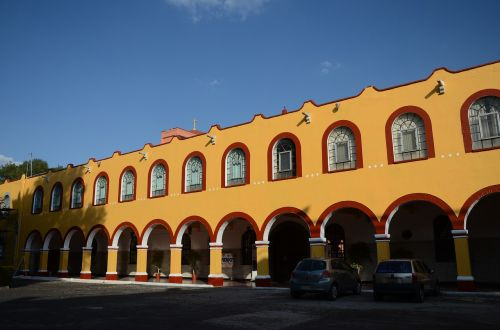 building salesian arches