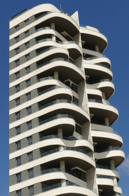 building  apartment block  apartment