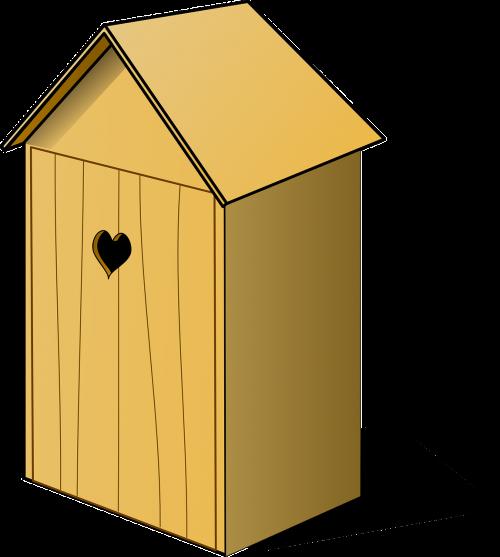building house heart