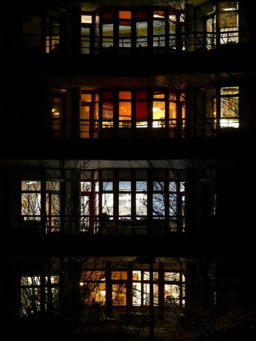 building night lighting