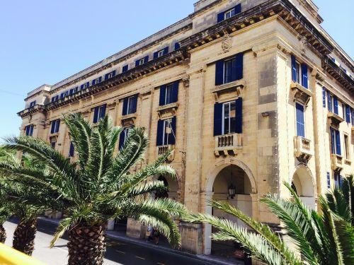 building malta old