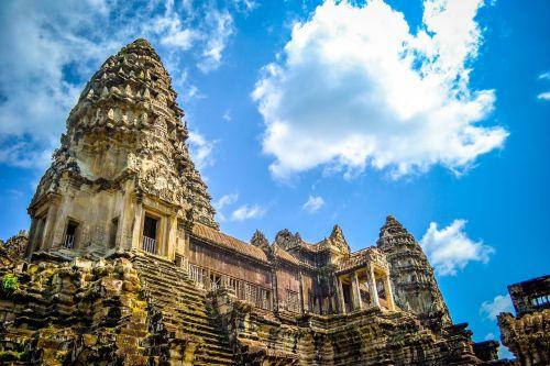 building architecture cambodia