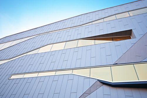 building skyscraper glass