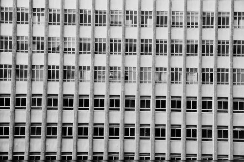 building window pattern