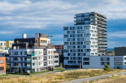 building modern architecture