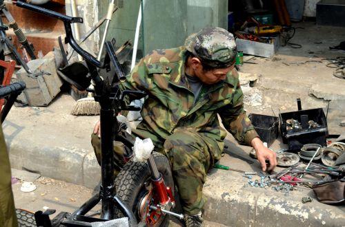 Building An E-bike