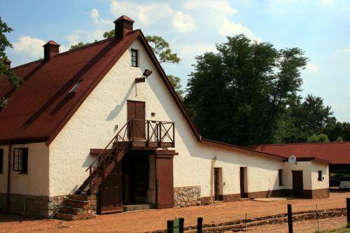 Building & Loft, Irene Dairy Farm