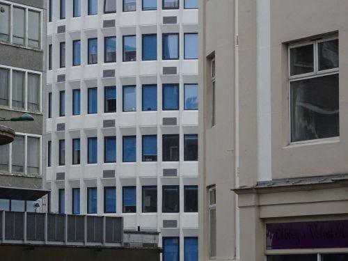 Building Between Buildings