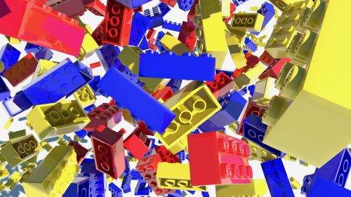 building blocks 3d toys