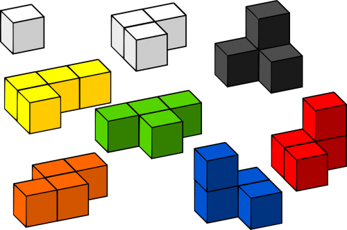 building blocks tetris 3d
