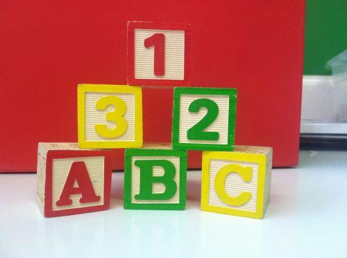 building blocks toys play