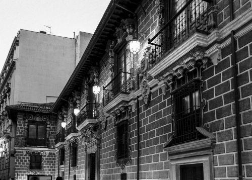 buildings spain granada