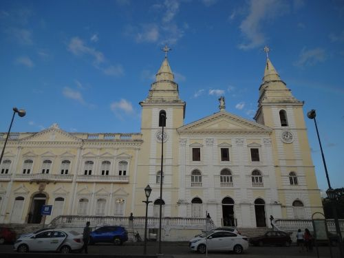 buildings history maranhão
