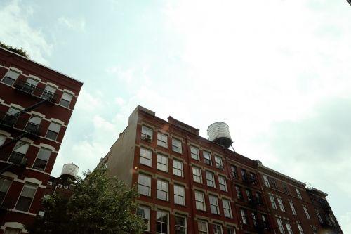 buildings apartments houses