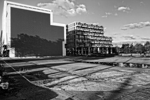 buildings cityscape non-use