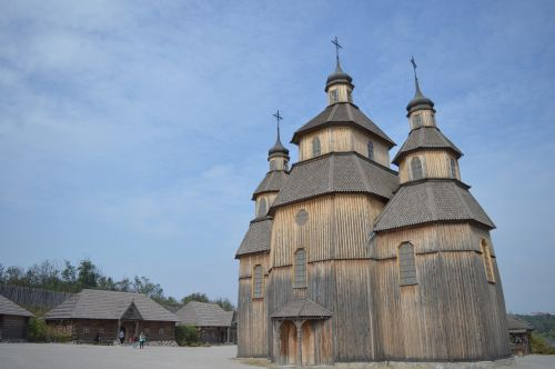 wooden church historical and cultural complex