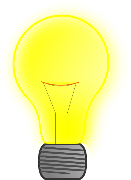 bulb electricity light