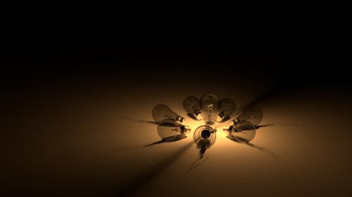 lemputė,elektros lemputės,idėja,šviesa,komunikacija,ratas,tamsi,idėja,šešėlis,spinduliavimas