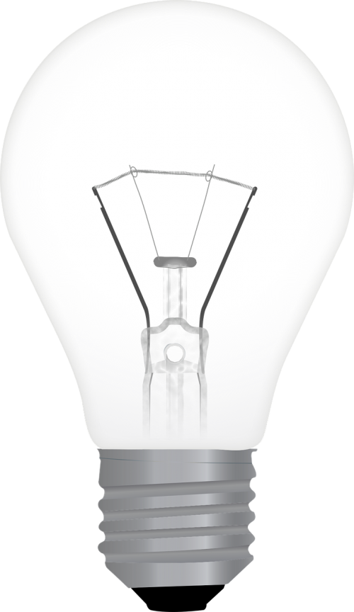 bulb electricity lamp