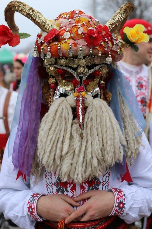 bulgaria  costume  festival