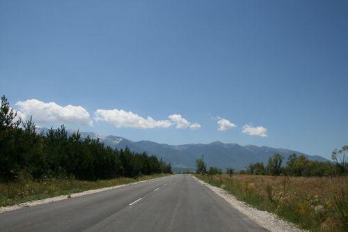 bulgaria mountains sofia