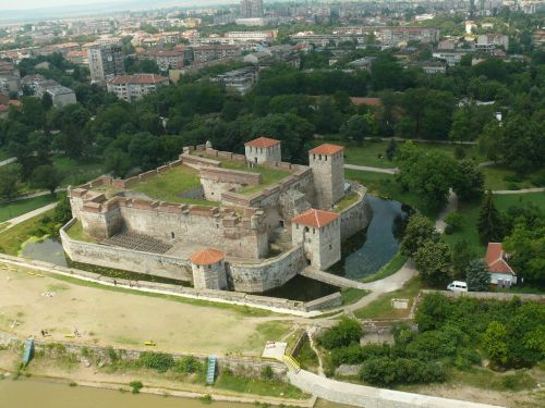 bulgaria vidin fortress reel vidini towers