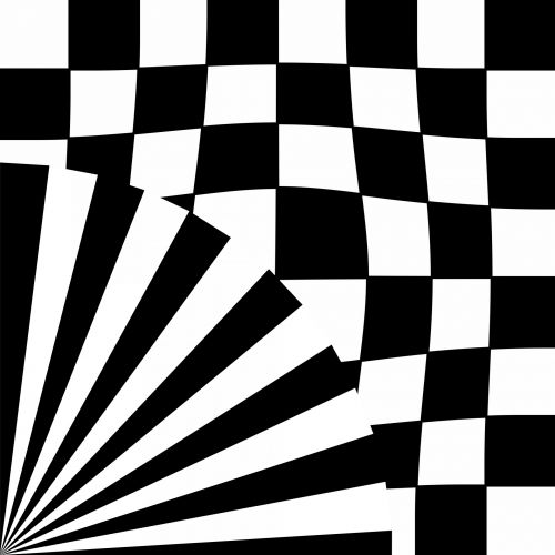 Bulge Checkerboard