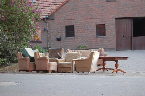 bulky waste sofa furniture